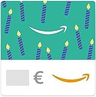 Digitaler Amazon.de Gutschein (Amazon Generic (Blaue Kerzen))