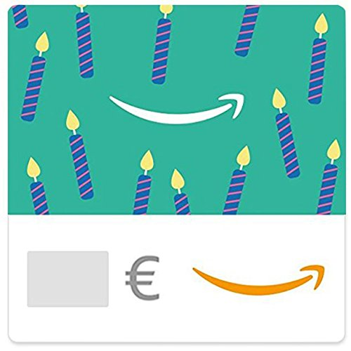 Digitaler Amazon.de Gutschein (Amazon Generic (Blaue Kerzen))