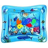 VATOS Wassermatte für Säuglinge & Kleinkinder ist das Perfekte Sensorisches Spielzeug für Baby Frühe Entwicklung Aktivitätszentren