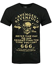 Official Avenged Sevenfold Seize The Day Men's T-Shirt