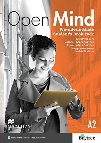 OPEN MIND Pre-Int Sb Pk (Openmind British Edition)