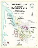 Carte des Vins de Bordeaux (50 x 70 cm)