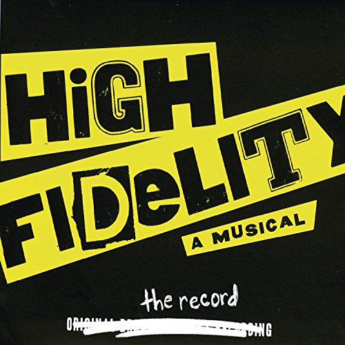 High Fidelity (Original Broadway Cast Recording) (High-fidelity-soundtrack Mp3)
