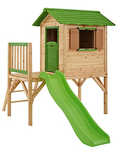 Trigano Kinder Stelzenhaus aus Holz Milap