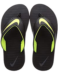 Nike Men's Chroma Thong 5 Black Flip Flops Sandals-10 UK (45 EU) (11 US) (833808-013)