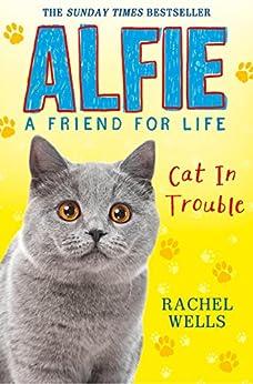 Alfie Cat In Trouble (Alfie A Friend for Life) by [Wells, Rachel]