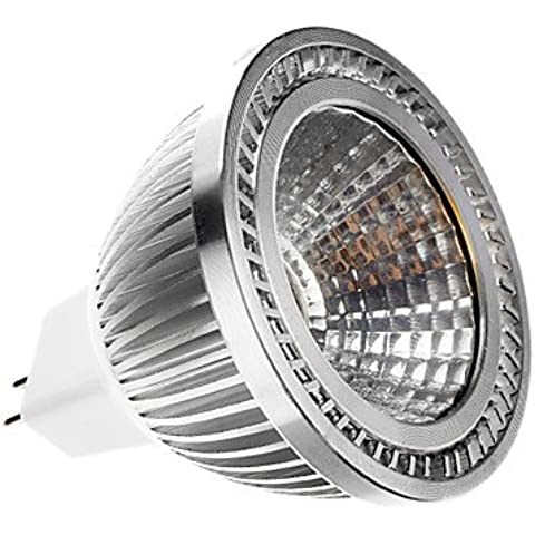 XMQC*5.3 6W 400 2700K bianco luce spot
