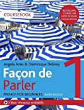Best Learn French Softwares - Façon de Parler 1 French Beginner's course 6th Review