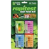Luster Leaf 1601 Rapitest Garden Farm Lawn Soil pH NPK Test Tester Testing Kit