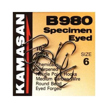 Kamasan B980 crochets-Taille 10