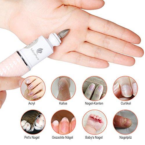 MiroPure Elektrische Nagelfeile