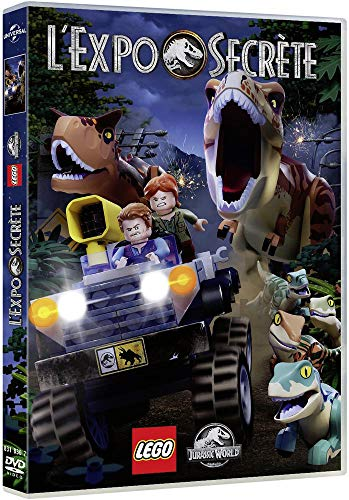 LEGO Jurassic World: L'expo secrète [France] [DVD]