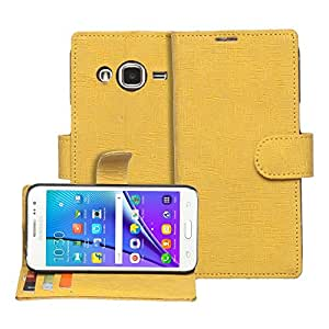 Stardiamond Flip Wallet ID Case Cover For Samsung S5233T