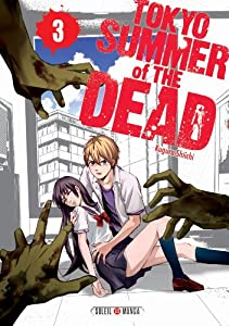 Tokyo Summer Of The Dead Edition simple Tome 3