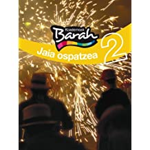 Koadernoak Barah 2 Jaia Ospatzea (CUADERNOS BARAH)