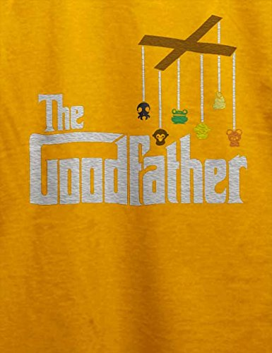 The Goodfather T-Shirt Gelb