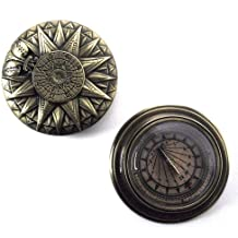 Solar brújula - Hemispherium antiguo científico instrumento