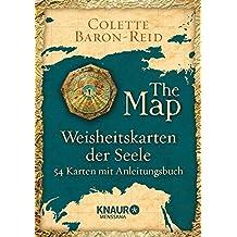 Weisheitskarten der Seele - The Map: 54 Karten mit Anleitungsbuch