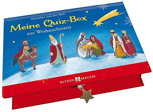 Meine Quiz-Box zur Weihnachtszeit
