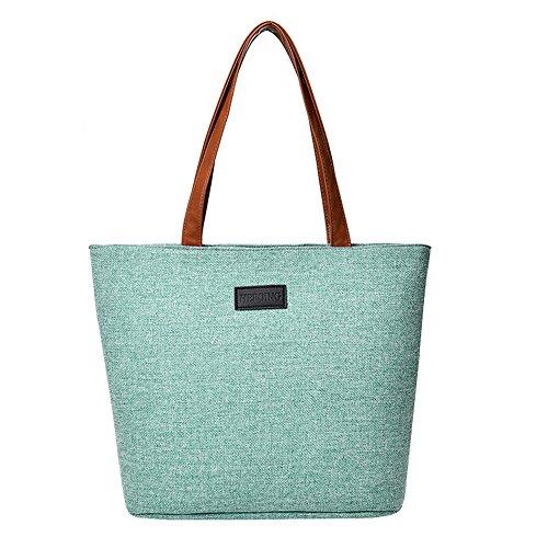 VJGOAL Damen Handtasche, Schwarz Handtasche Abendpaket Frau Mädchen -