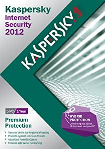 Kaspersky Internet Security 2012 (5 PC, 1 Year subscriptions) (PC)