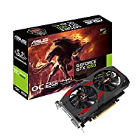 ‏‪ASUS Geforce GTX 1050Ti 4جيغابايت ROG STRIX OC Edition HDMI 2.0 DP 1.4 بطاقة رسومات الألعاب GTX 1050‬‏