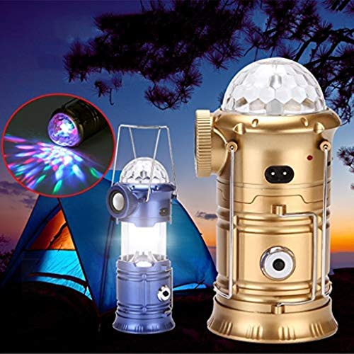 e Bluetooth Audio Zelt Licht Multifunktions Camping Lampe (Color : B) ()