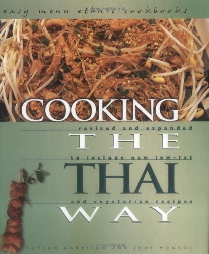 Cooking the Thai Way (Easy Menu Ethnic Cookbooks) by Supenn Harrison (2002-11-01)