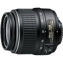 Nikon AF-S DX Zoom-Nikkor 18-55mm 1:3.5-5.6G ED II Lens Black (Renewed)
