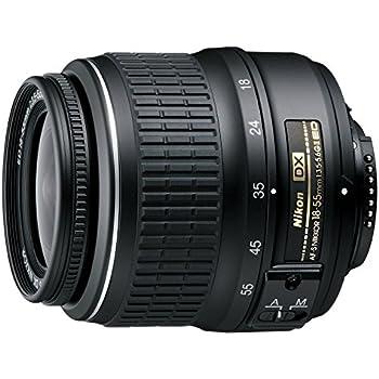Nikon AF-S DX NIKKOR 18-55 mm f/3 5-5 6G ED VR Lens: Amazon co uk