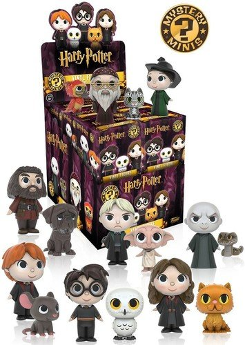 Funko POP - Harry Potter Mystery Minis - 1 Caja Al Azar