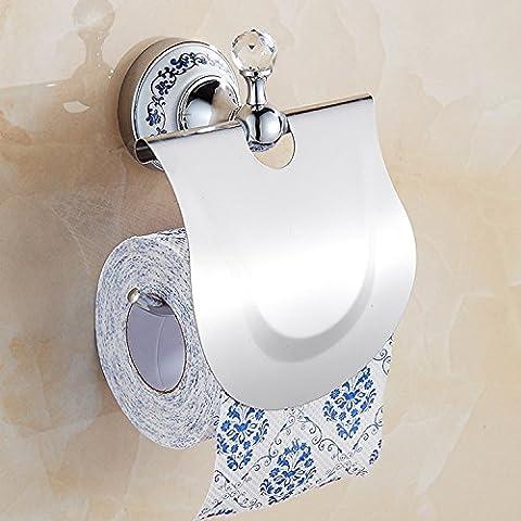 X&L Continental asciugamano rack impermeabile WC WC titolare vassoio rack WC carta in rotolo carta scatola pugno di carta asciugamani WC