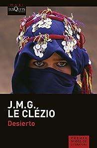 Desierto par J. M. G. Le Clézio