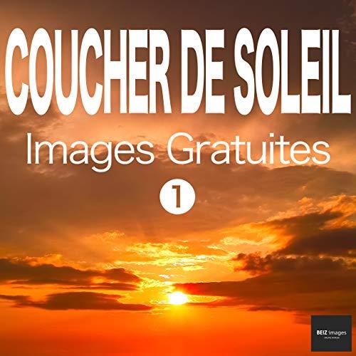 Couverture du livre COUCHER DE SOLEIL Images Gratuites 1  BEIZ images - Photos Gratuites
