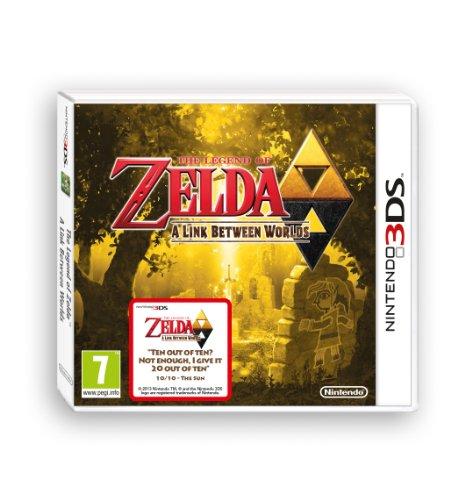 Zelda: A Link Between Worlds review
