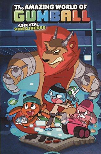 El Asombroso Mundo de Gumball 4. Especial Videojuegos por Katy Farina, Whitney Cogar Megan Brennan