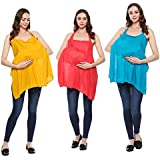 Wobbly Walk Nursing Cover/Feeding Cloak Plane - Pack Of 3