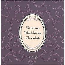 Douceurs : Coffret 3 volumes : Tiramisu ; Madeleines ; Chocolat