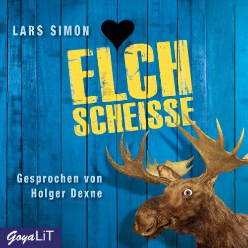Buchseite und Rezensionen zu 'Elchscheiße' von Lars Simon