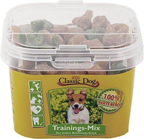 Classic Dog Snack Trainings Mix 140 g - Becher