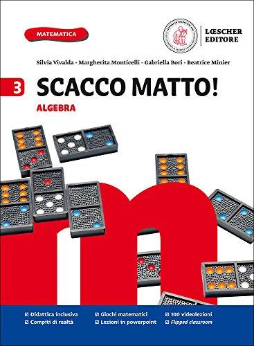Scacco matto! Algebra-Geometria 3-S.O.S. INVALSI. Per la Scuola media. Con e-book. Con espansione online
