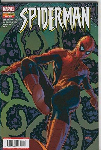 Spiderman publicacion mensual numero 55
