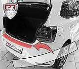 Lackschutzfolie Ladekantenschutz Schutzfolie in Transparent passend für Ladekante VW Golf 7 / Vll Variant / Kombi (Typ AU ab 08/2013)