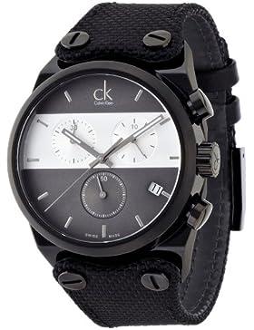 Calvin Klein - Herren -Armbanduhr K4B384B3