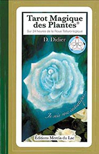 Tarot magique des plantes par D Didier