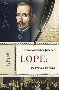 Lope par Antonio Sánchez Jiménez