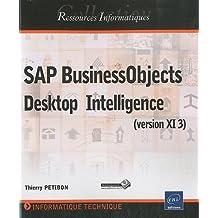 SAP BusinessObjects - Desktop Intelligence (version XI 3)