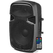 """Lexsen SPA106UB Altavoz Amplificado 10"""" Bluetooth y USB"""