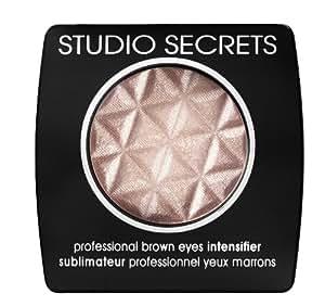 Ombre à Paupières - Studio Secrets - N°511 Beige Rosé Sublimateur Yeux Marrons - L'Oréal