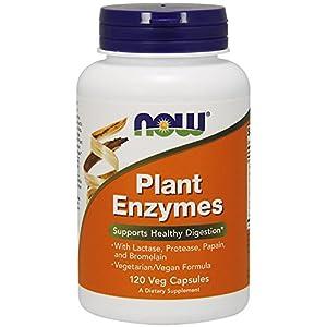 PLANT ENZYMES – 120 veg caps